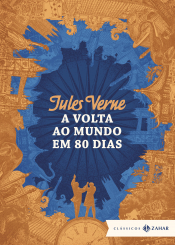 VOLTA AO MUNDO EM 80 DIAS, A - EDIÇÃO BOLSO DE LUXO