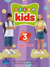 DREAM KIDS 3 STUDENT BOOK