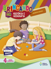 BRINCANDO COM HISTÓRIA E GEOGRAFIA - 2 ANO