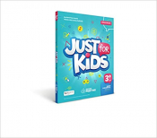 JUST FOR KIDS - 3º ANO - ENSINO FUNDAMENTAL