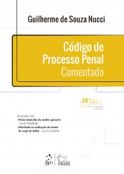 CÓDIGO DE PROCESSO PENAL - COMENTADO