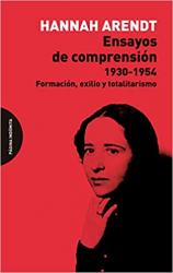 ENSAYOS DE COMPRENSIÓN - 1930-1954
