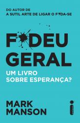F*DEU GERAL : UM LIVRO SOBRE ESPERANÇA?