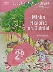 MINHA HISTORIA NO QUINTAL - 2º ANO