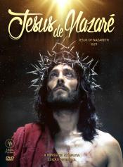 DVD JESUS DE NAZARÉ - MINISSÉRIE COMPLETA - 3 DISCOS