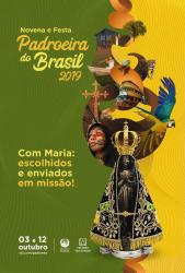 NOVENA E FESTA PADROEIRA DO BRASIL 2019