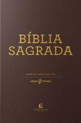 BÍBLIA LEITURA PERFEITA - ACF - CAPA MARROM THOMAS NELSON BRASIL