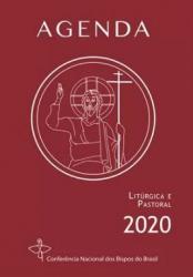 AGENDA LITÚRGICA E PASTORAL 2020 - CAPA DURA
