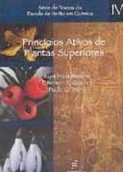 PRINCIPIOS ATIVOS DE PLANTAS SUPERIORES - 1
