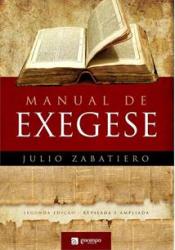 MANUAL DE EXEGESE
