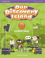 OUR DISCOVERY ISLAND 4 SB PACK