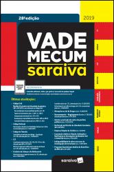 VADE MECUM SARAIVA  - 2º SEMESTRE 2019