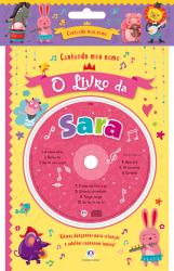 CANTANDO MEU NOME - O LIVRO DA SARA