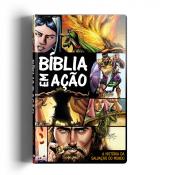 BIBLIA EM AÇÃO - A HISTÓRIA DA SALVAÇÃO DO MUNDO VARIOS AUTORES
