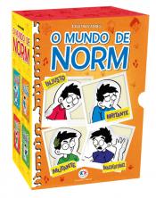 BOX O MUNDO DE NORM