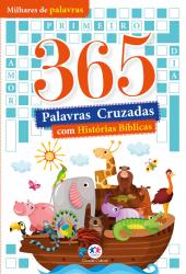 365 - PALAVRAS CRUZADAS - COM HISTÓRIAS BÍBLICAS
