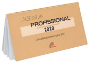 AGENDA PROFISSIONAL 2020 - COM PLANEJAMENTO PARA 2021