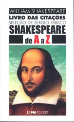 SHAKESPEARE DE A Z - LIVRO DAS CITAÇÕES - Vol. 114