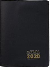 AGENDA DE BOLSO 2020 - PRETA