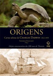 ORIGENS - CARTAS SELETAS DE CHARLES DARWIN 1822-1859