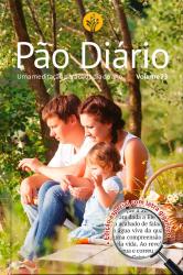 PÃO DIÁRIO VOL. 23 - LETRA GIGANTE FAMÍLIA