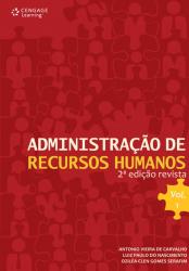 ADMINISTRAÇÃO DE RECURSOS HUMANOS - VOLUME 1