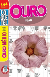 OURO LUAN - OURO MÉDIO - Nº 21