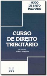 CURSO DE DIREITO TRIBUTÁRIO - 40 ED./2019