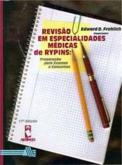 REVISAO EM ESPECIALIDADES M DE RYPINS