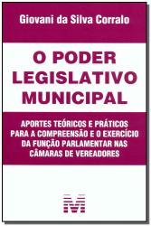PODER LEGISLATIVO MUNICIPAL - 1 ED./2008