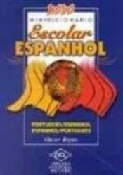MINIDICIONARIO ESCOLAR ESPANHOL