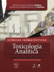 CIÊNCIAS FARMACÊUTICAS - TOXICOLOGIA ANALÍTICA