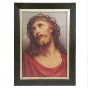 QUADRO JESUS COROADO 40X 55