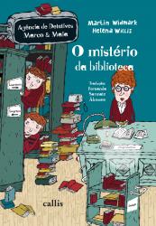 O MISTÉRIO DA BIBLIOTECA - Vol. 05