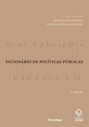 DICIONÁRIO DE POLÍTICAS PÚBLICAS