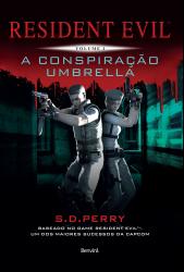 RESIDENT EVIL 1: A CONSPIRAÇÃO UMBRELLA - Vol. 1