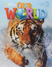 OUR WORLD 3 SB WITH CD-ROM - AMERICAN