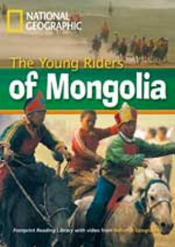 YOUNG RIDERS OF MONGOLIA WITH MULTI-ROM