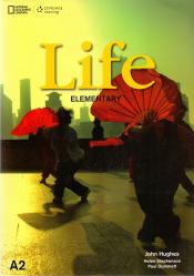 LIFE ELEMENTARY SB WITH DVD - BRITISH