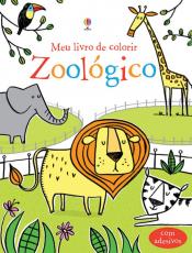 ZOOLOGICO: MEU LIVRO DE COLORIR