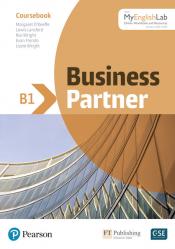 BUSINESS PARTNER B1 COURSEBOOK WITH MYENGLISHLAB