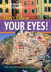 DON´T BELIEVE YOUR EYES! - BRITISH ENGLISH - LEVEL 1 - 800 A2