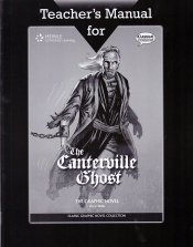 CANTERVILLE GHOST, THE - TEACHER´S MANUAL