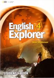 ENGLISH EXPLORER 4 SB WITH MULTIROM - 1ST ED
