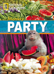 MONKEY PARTY - AMERICAN ENGLISH - LEVEL 1 - 800 A2
