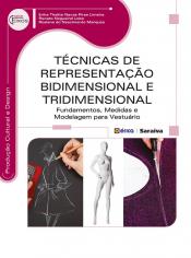 TÉCNICAS DE REPRESENTAÇÃO BIDIMENSIONAL E TRIDIMENSIONAL