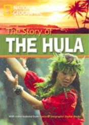 STORY OF THE HULA, THE - BRITISH ENGLISH - LEVEL 1 - 800 A2