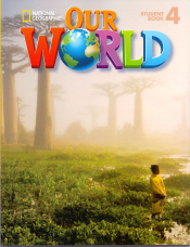 OUR WORLD 4 SB WITH CD-ROM - AMERICAN