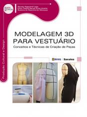 MODELAGEM 3D PARA VESTUÁRIO