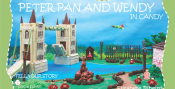 PETER PAN AND WENDY IN CANDY - SPECIAL EDITION (SEM LINHAS)